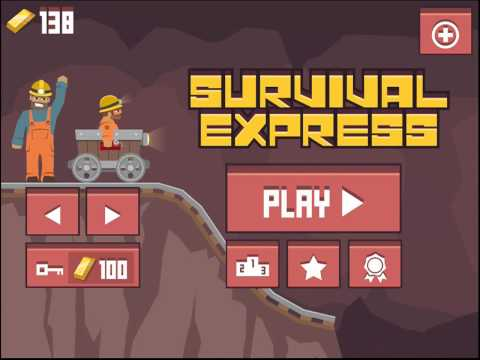 SURVIVAL EXPRESS | iOS GAMEPLAY TRAILER
