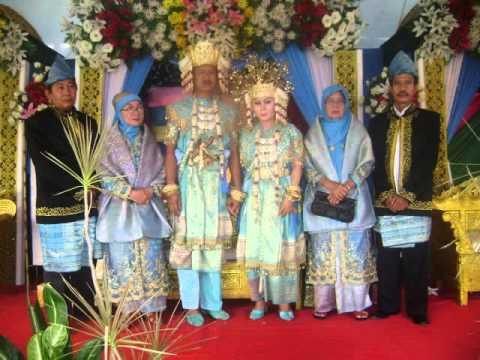Pernikahan evi di Baturaja