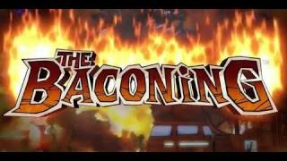 DeathSpank: The Baconing - Announcement Trailer
