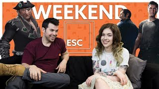 A Way Out, the 5 best local multiplayer games on PC, and Fortnite on Pornhub | Weekend Esc ep 31
