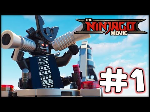LEGO Ninjago The Movie - Videogame - Part 1 - Ninjago City! (Gameplay Walkthrough HD)