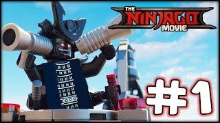 LEGO Ninjago The Movie - Videogame - Part 1 - Ninjago City! (Gameplay Walkthrough HD)