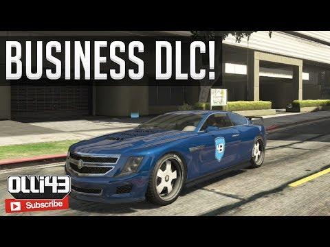 GTA 5 Business DLC: Garage Update! Part 2! (GTA 5 Online Updates)