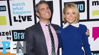 Andy Cohen Reveals What Ryan Seacrest Needs To Know About Kelly Ripa | PEN | Entertainment Weekly