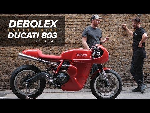 deBolex Engineering Ducati 803 Special