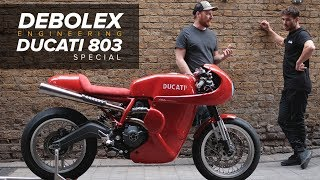 deBolex Engineering Ducati 803 Special