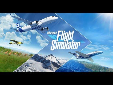 I'm the most scuffed pilot in FLIGHT SIMULATOR