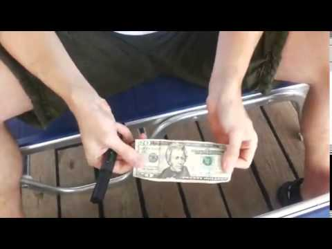 Saturn Magic -Million Dollar Baby By Hugo Valenzuela - Trick