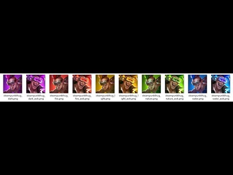 Dungeon Hunter Champions 19 Datamined Champs