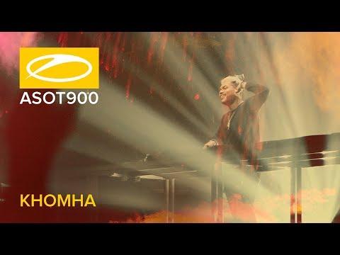 KhoMha Live At A State Of Trance 900 (Kiev - Ukraine)