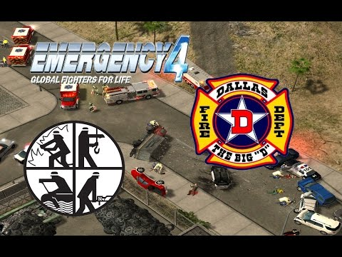 Emergency 4 - E83 - Mod Dallas Country (USA) | EM4 2016
