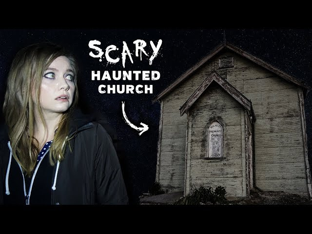 HAUNTED Ghost Town | CREEPIEST Church EVER! | Old Tailem Town, South Australia