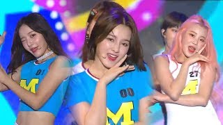 HOT MOMOLAND BAAM 모모랜드 BAAM Music core 20180728