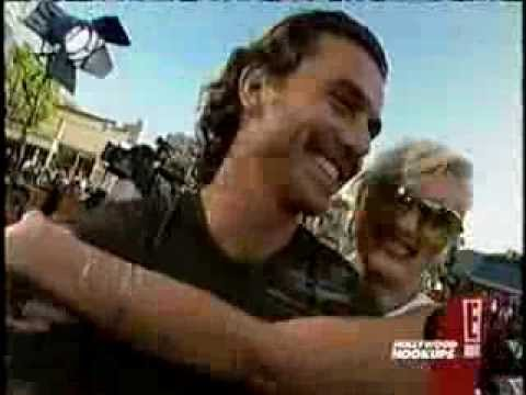 Gwen Stei Gavin Rossdale 101 Juiciest Hollywood Hookups October 2003