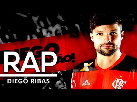 RAP DO DIEGO RIBAS | FLAMENGO | MAESTRO | TRIBUTO 52º | KANHANGA SPORTRAP