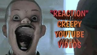 (Warning adult language) Drunk reaction to creepy YouTube videos!