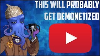Outsourced Youtube Demonetization Criteria