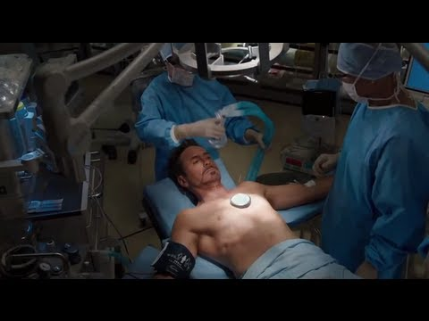 Iron Man - The Reality of Extremis (Nanotechnology)