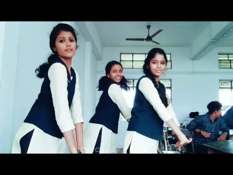 Tamil Collage girls kuthu dance Musically | Musically Tamil