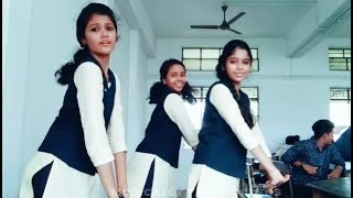 Tamil Collage girls kuthu dance Musically | Musically Tamil Queens thumbnail