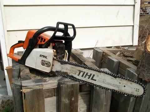Repair of Stihl MS250 Chainsaw PARTIAL ENGINE REBUILD - Part 3 of 4 ...