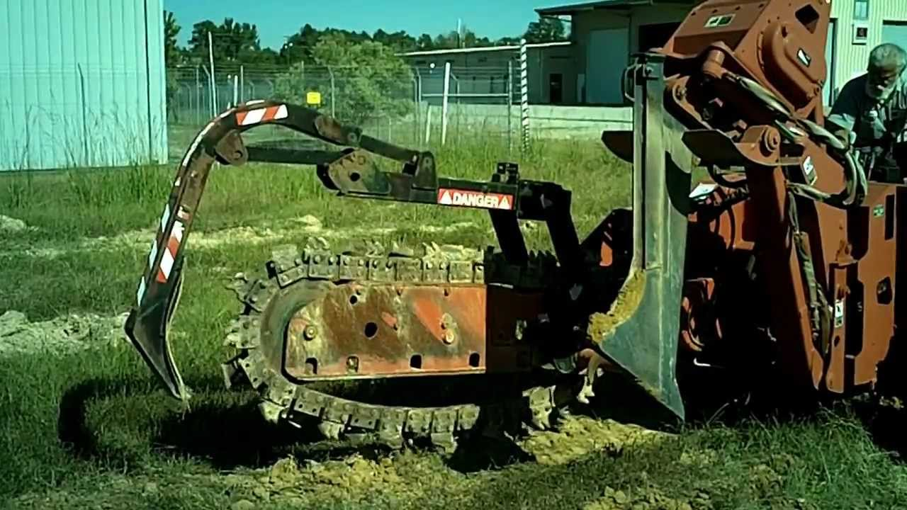Ditch Witch 8020 T Wiring Diagram - Complete Wiring Diagrams • on