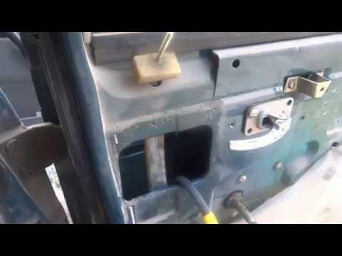 Установка соленоидов в задние двери газ 3110