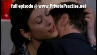 Private Practice Season 3 Episode 15 'Til Death Do Us Promo