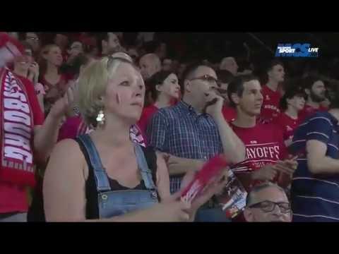 Strasbourg vs Lyon-Villeurbanne LNB Pro A 15-16 Finale Episode 2 (06.06.16)