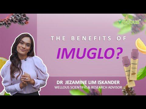 [Wellous] Dr Jezamine - The Benefits of Tigrox IMUGLO