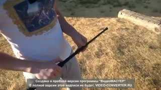 видео телескопическая дубинка