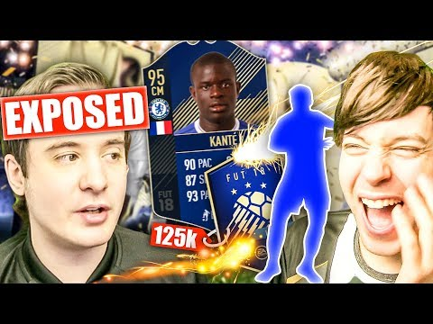 HE HAS BEEN EXPOSED!! - FIFA 18 TEAM OF THE YEAR / TOTY ULTIMATE TEAM PACK OPENING