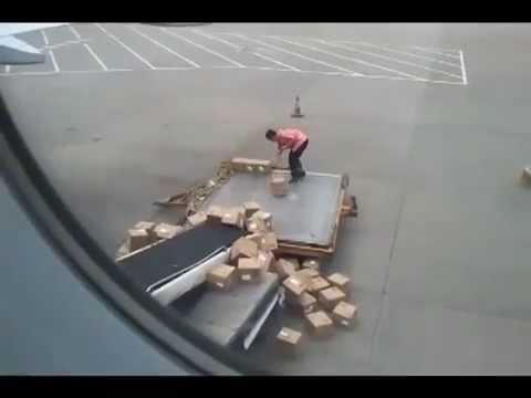 Worst Airport Worker