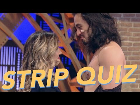 Strip Quiz - Tatá Werneck + Tiago Iorc - Lady Night - Multishow Humor
