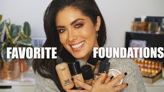 Current Favorite Foundation 2019 | Melissa Alatorre
