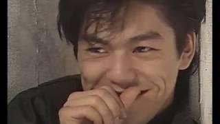 尾崎豊さんが語ってたら、スタッフが咳き込んでしまいNGに.