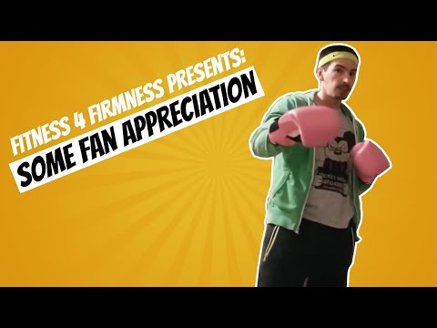 Fan Appreciation and Secret Techniques Revealed. 🤫 Presented by Fitness 4 Firmness. 💪 (2020)