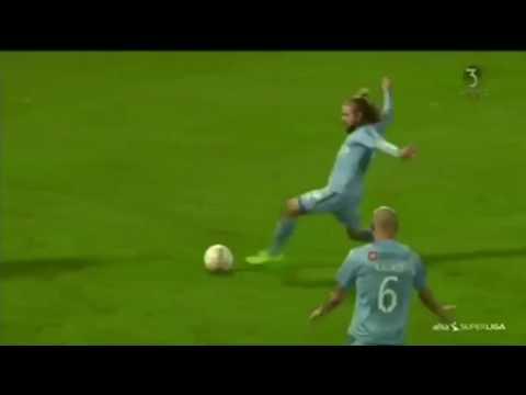 Aleksandar Jovanović Goalkeeping: Randers - Aarhus