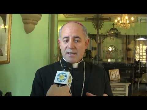 Dom Airton José dos Santos fala sobre o Pequeninos do Senhor