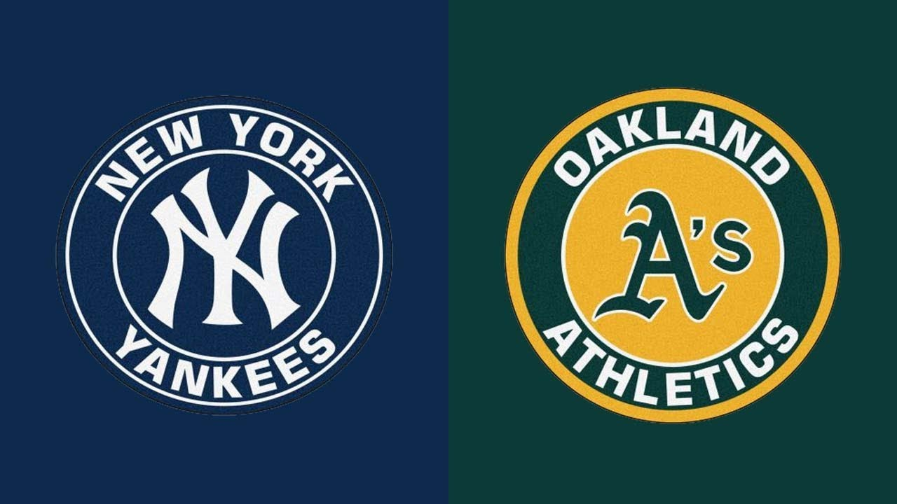 New York Yankees vs. Oakland Athletics: Domingo German vs. Homer Bailey