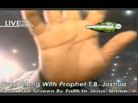 SCOAN 11/01/15: Mas Prayer, Prayer For Viewers With TB Joshua. Emmanuel TV