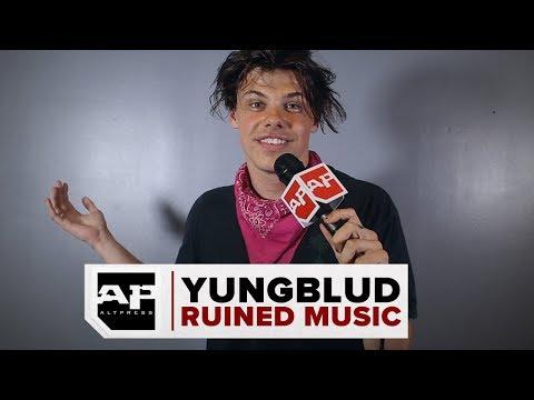 YUNGBLUD RUINED MUSIC