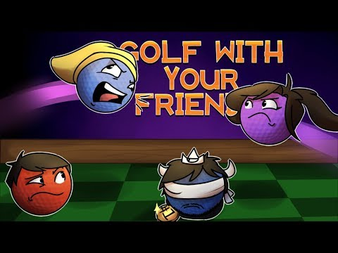 ~IS COLLISION ON?~Golf With Your Friends Funny Moments
