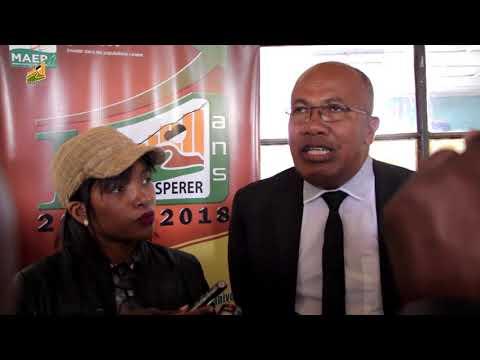 Reportage vidéo sur la Foire Fanoitra Itasy 2019