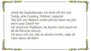 Bap - Asphaltpirate Lyrics
