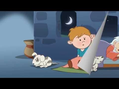 Samuel - Little Bible Heroes animated children's stories