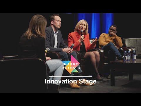 INNOVATION STAGE | Ensemble, plus créatifs
