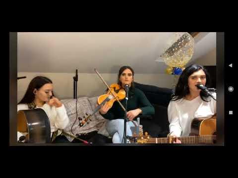 IRISH MUSIC - MACA - ( COVER ) Step it out Mary ( IRISH GIRL BAND )