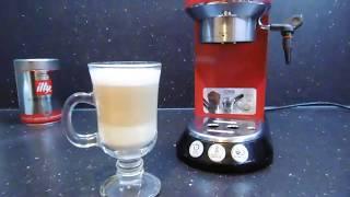 Обзор кофеварки De'Longhi EC 680 R