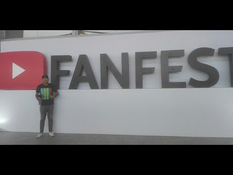 YOUTUBE FANFEST 2018